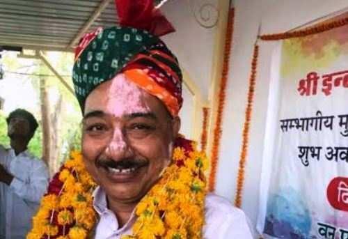 संभागीय मुख्य वन संरक्षक इंद्रपाल सिंह मथारू को सेवानिवृत्ति पर भावभीनी विदाई