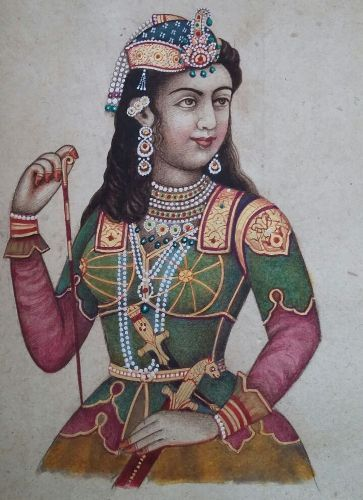 Mewar Miniature – A legacy of Traditional Art oblivion in Udaipur