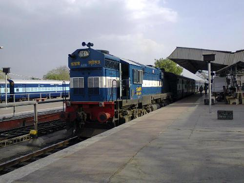 Additional coaches for 7 trains from Udaipur