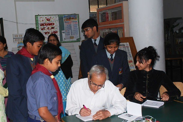 Dr.Raza and ArefaTehsin Visit The Study
