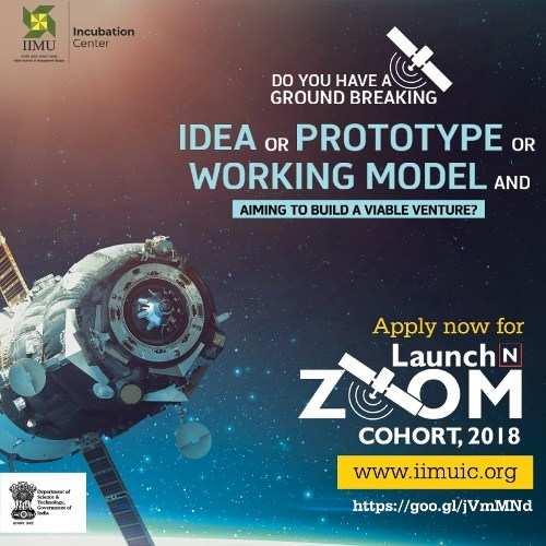 IIM Udaipur Incubation Center Invites Application from Startups!