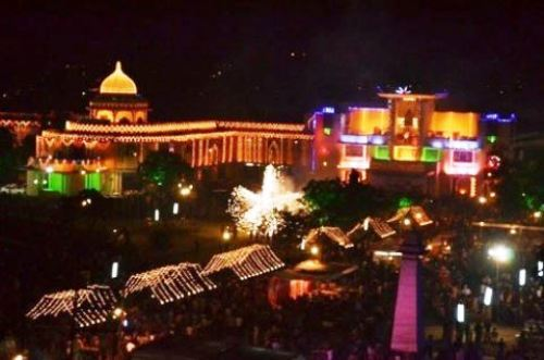 Diwali mela from 19th October to 2nd November