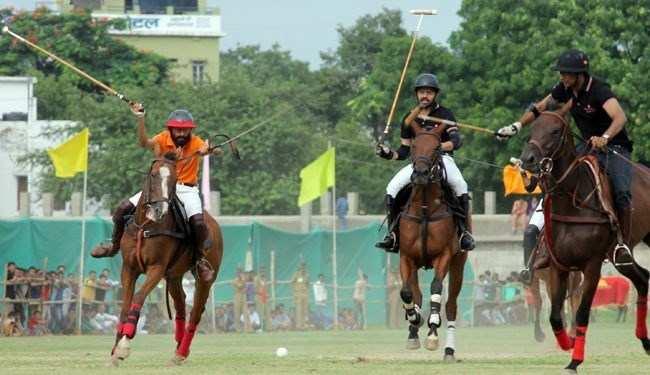 Udaipur Ashwa Shakti wins Polo Match