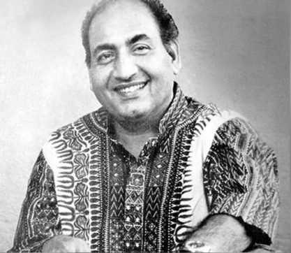 Musical evening commemorating Mohammed Rafi