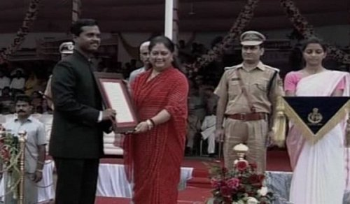 Bishnu Charana Mallick appointed as District Collector of Udaipur