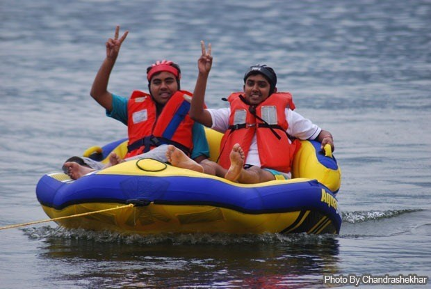 [Photos] Water Sports Conclude Today