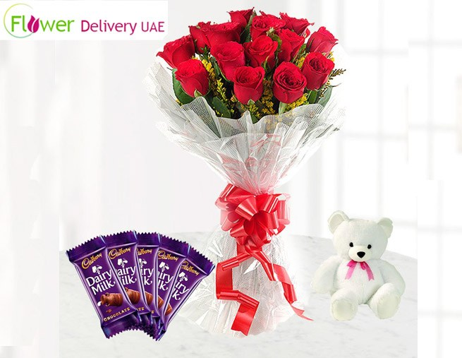 Flowerdeliveryuae.ae: The Perfect Way of Flower Delivery in UAE for a Dear Friend