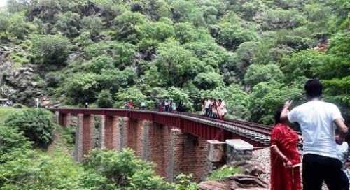 वन विभाग का वर्षा ऋतु में अभयारण्यों में ईको ट्रेकिंग कार्यक्रम