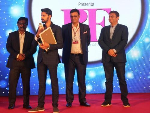 """ABP """"Excellence in Retail Business"""" awarded to Miraj Retails"""