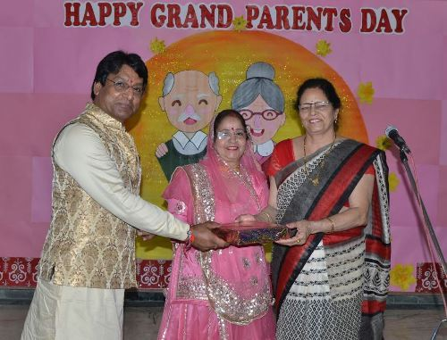 Grandparents join their wards in celebration at Seedling The World School