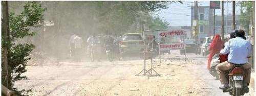 Public's pain pours over pathetic roads
