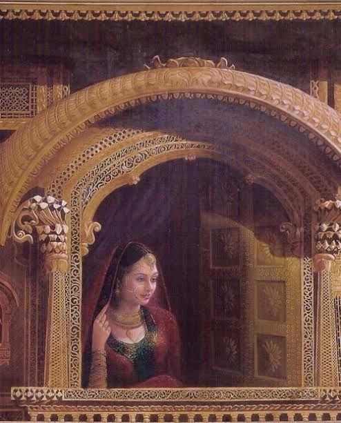 "Taking a peek into ""Jharokha"""