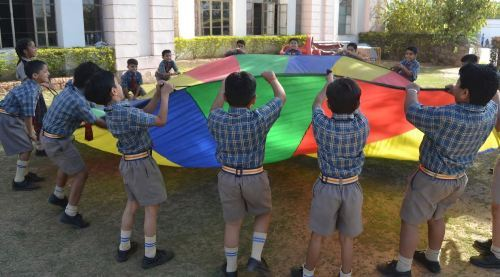 Seedling School celebrates World Health Day