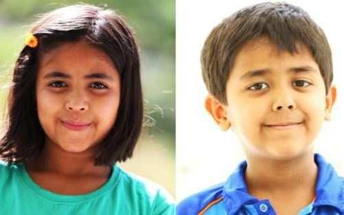 नन्हें-नन्हें बच्चों द्वारा बनाये गये देशभक्ति गीत का वीडियो लाॅन्चं