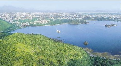 Water Scarcity scare in Udaipur   Need to worry and need to conserve