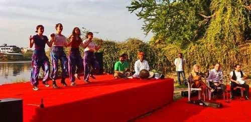 International Mewar Shakti Fest Salutes Rising Sun & Dawn of Shaktipur