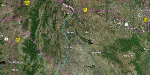 Udaipur Prof designs system to predict earthquakes