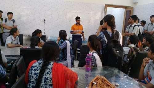 The Study School students visit Hindustan Zinc Smelter