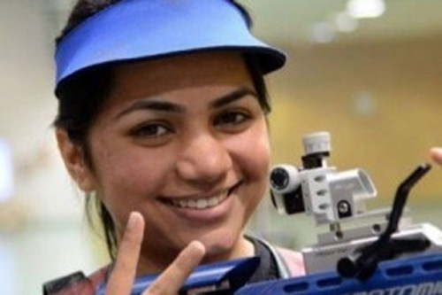 Udaipur's daughter Apurvi Chandela becomes World No. 1 shooter