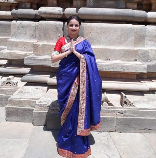 [Pictures] Launch scene of Saas-Bahu serial shot at Udaipur's Saas-Bahu temple