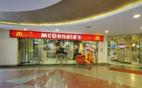 McDonald's at Udaipur shuts down