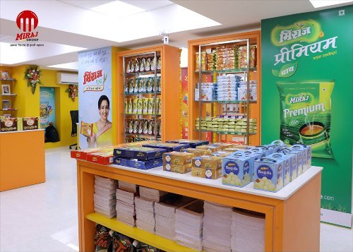 Miraj Group opens its 12th Super market in Sector 11 in Udaipur