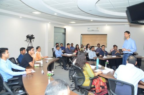 Workshop on Family Business conducted jointly by IIM Udaipur-UCCI