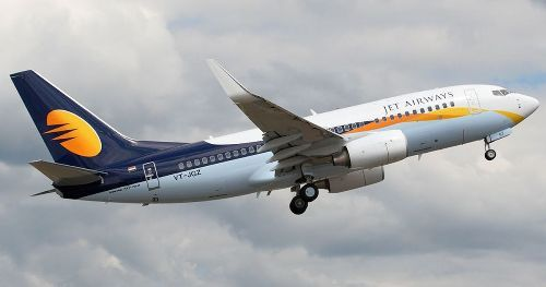 Jet Airways will not operate from Udaipur-31st March to 15th April