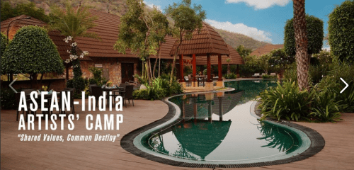 First ASEAN-India Artist's Camp gets underway at Udaipur