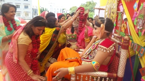 Diwali Celebrations at Central Public School