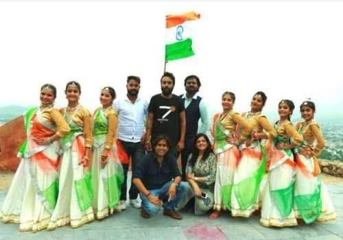 देशभक्ति गीत का विमोचन 15 अगस्त को
