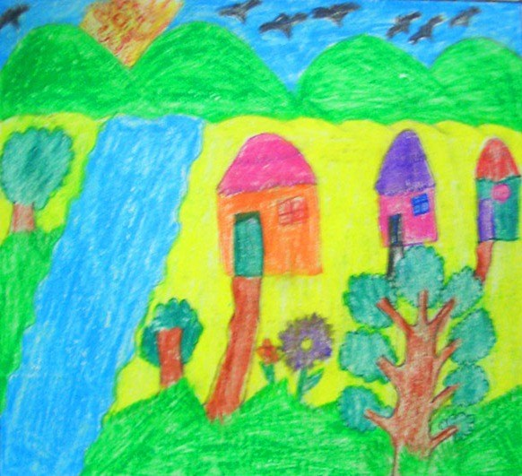 10 Best Drawings by Kids in MaxPro Summer Camp