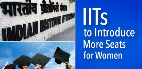 IITs to add 779 seats for female candidates