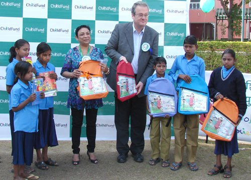 'Books, my friends' campaign to culture reading habit among children