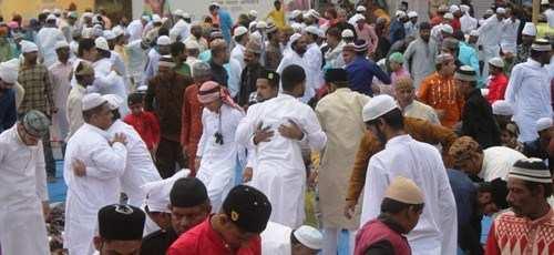 Eid-Ul-Fitr celebrate in udaipur