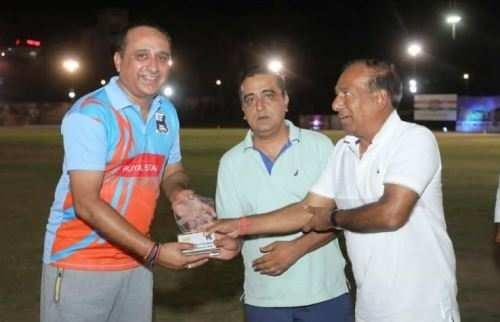 डे-नाईट फील्ड क्लब क्रिकेट कार्निवल-2019