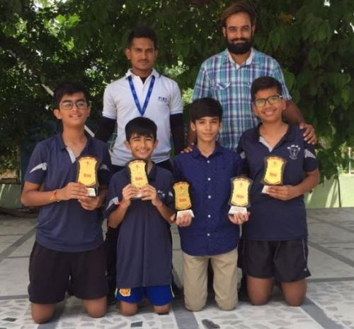 Seedling students excel in sporting events at district level | Ensure state selections