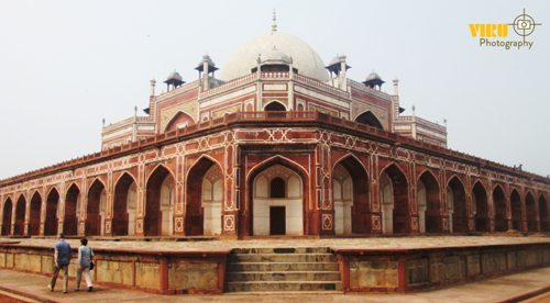 A Tour of the famous historical monuments in Delhi