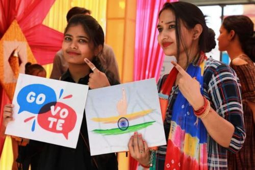 Loksabha Election 2019, 70.02% Voting on Udaipur constituency