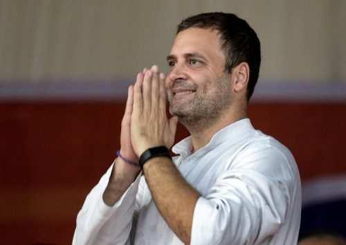 Rahul Gandhi to arrive at Udaipur Airport tomorrow (14-May)