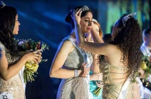 About Miss Deaf World beauty pageant winner from India – Vidhisha Baliyan