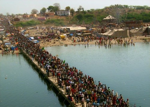 9th August is World Tribal day-Celebrations in Beneshwar Dham