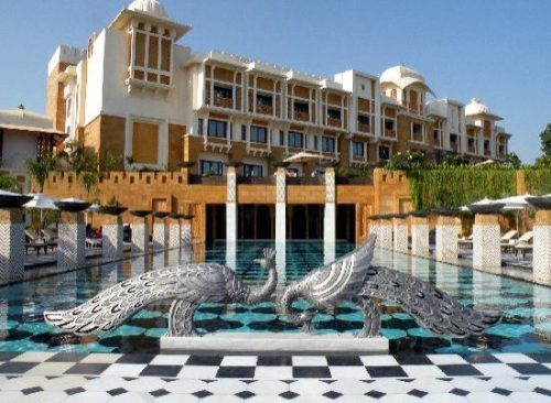 The Leela Palace, Udaipur rated as World's Best Hotel