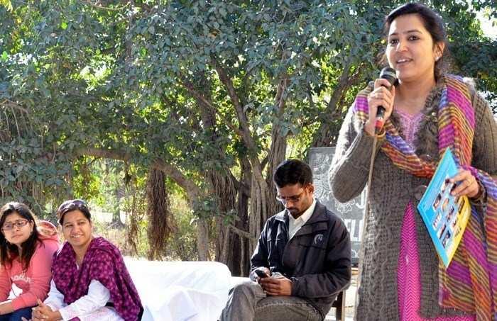 Vidya Bhawan Students Celebrate Science Day