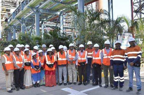 Smelting and other sustainability initiatives – Vigyan Samiti delegation  visits Hindustan Zinc