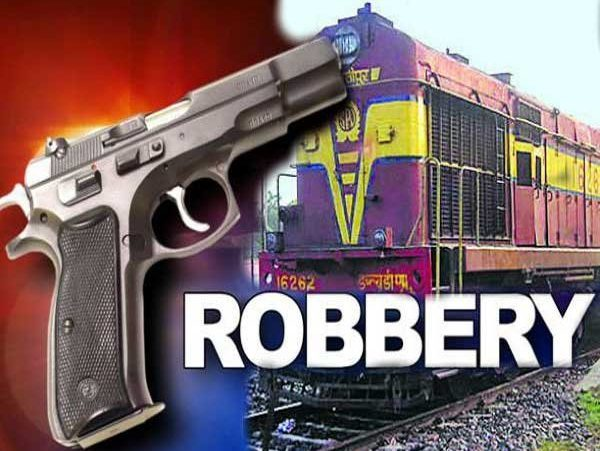 2 Udaipur men arrested in  Rs 1 Cr train robbery case