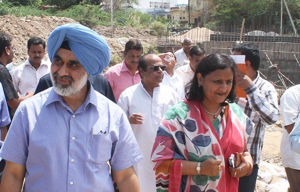 NLCP projects, First Priority: G.S Sandhu