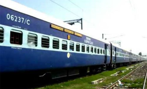 Rail Budget: Rs 422 Cr allotted for Ahd-Udaipur broad gauge conversion