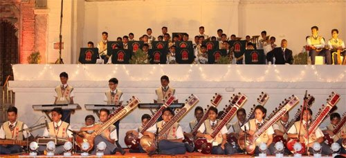 MMPS Orchestra enthralls audience at MMFAA