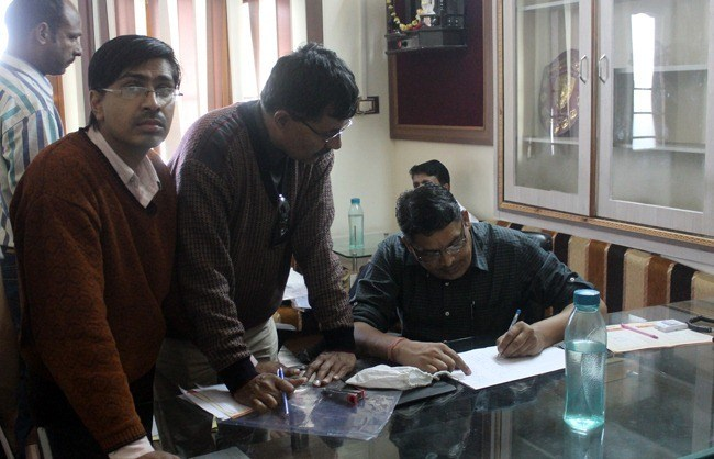 SOG Officer starts investigating Bhavishya Scam